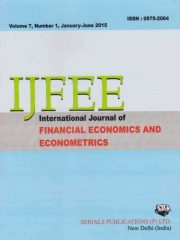 International Journal of Financial Economics and Econometrics Journal Subscription