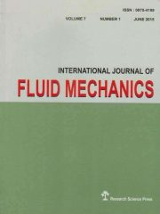 International Journal of Fluid Mechanics Journal Subscription