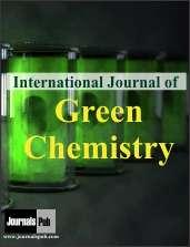 International Journal of Green Chemistry Journal Subscription
