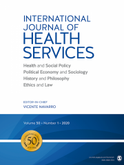 International Journal of Health Services Journal Subscription