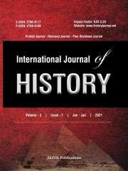 International Journal of History Journal Subscription