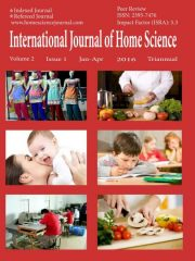 International Journal of Home Science Journal Subscription
