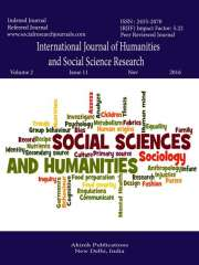 International Journal of Humanities and Social Science Research Journal Subscription