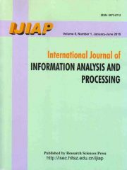 International Journal of Information Analysis and Processing Journal Subscription
