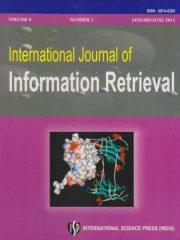International Journal of Information Retrieval Journal Subscription
