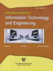 International Journal of Information Technology and Engineering Journal Subscription