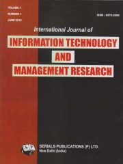 International Journal of Information Technology and Management Research Journal Subscription
