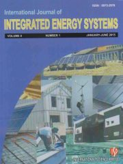 International Journal of Integrated Energy Systems Journal Subscription