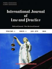 International Journal of Law and Practice Journal Subscription