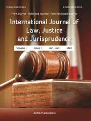 International Journal of Law, Justice and Jurisprudence Journal Subscription