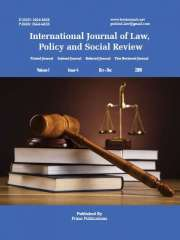 International Journal of Law, Policy and Social Review Journal Subscription