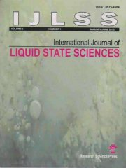 International Journal of Liquid State Sciences Journal Subscription