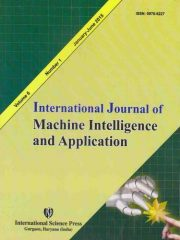 International Journal of Machine Intelligence and Applications Journal Subscription
