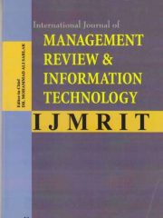 International Journal of Management Review and Information Technology Journal Subscription