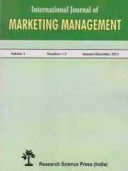 International Journal of Marketing Management Journal Subscription