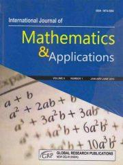 International Journal of Mathematics and Applications Journal Subscription