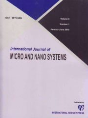 International Journal of Micro and Nano Systems Journal Subscription