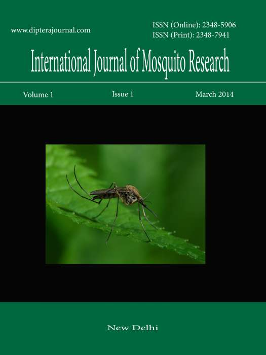 International Journal of Mosquito Research Journal Subscription