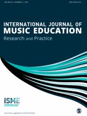 International Journal of Music Education Journal Subscription