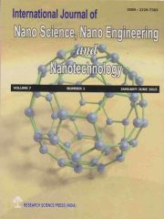 International Journal of Nano Science, Nano Engineering and Nanotechnology Journal Subscription