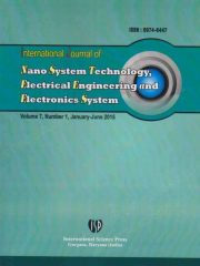 International Journal of Nano System Technology, Electrical Engineering and Electronics System Journal Subscription