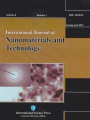 International Journal of Nanomaterials and Technology Journal Subscription