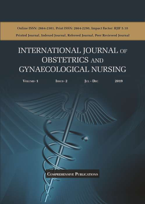 International Journal of Obstetrics and Gynaecological Nursing Journal Subscription