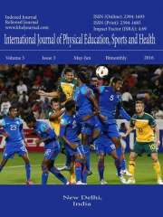 International Journal of Physical Education, Sports and Health Journal Subscription