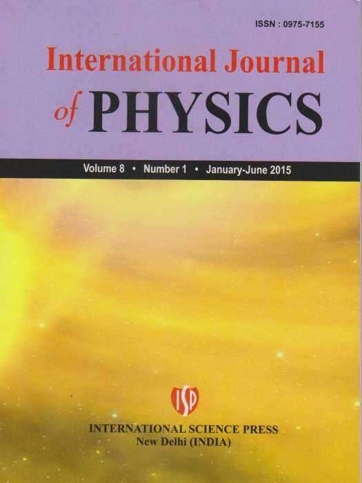 International Journal of Physics Journal Subscription