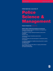 International Journal of Police Science and Management Journal Subscription