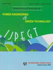 International Journal of Power Engineering and Green Technology Journal Subscription