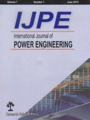 International Journal of Power Engineering Journal Subscription