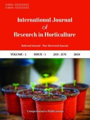 International Journal of Research in Horticulture Journal Subscription