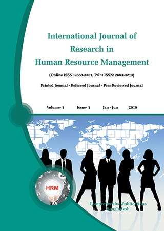 International Journal of Research in Human Resource Management Journal Subscription