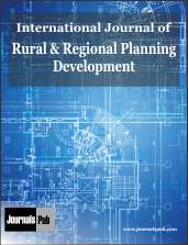 International Journal of Rural and Regional Planning Development Journal Subscription