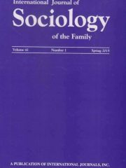 International Journal of Sociology of the Family Journal Subscription