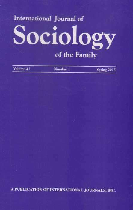 essays on sociology of the family