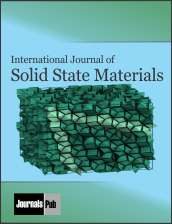 International Journal of Solid State Materials Journal Subscription