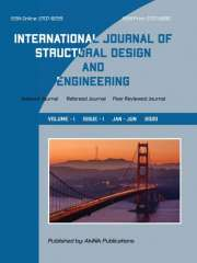 International Journal of Structural Design and Engineering Journal Subscription