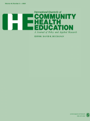 International Quarterly of Community Health Education Journal Subscription
