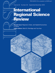 International Regional Science Review Journal Subscription
