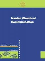 Iranian Chemical Communication Journal Subscription