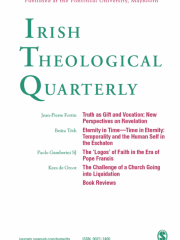 Irish Theological Quarterly Journal Subscription