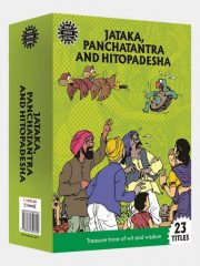 Jataka, Panchatantra and Hitopadesha Collection Magazine Subscription