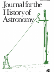 Journal for the History of Astronomy Journal Subscription