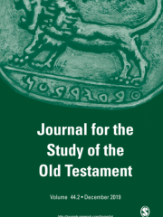 Journal for the Study of the Old Testament Journal Subscription