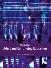 Journal of Adult and Continuing Education Journal Subscription