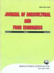 Journal of Agricultural & Food Economics Journal Subscription