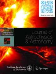 Journal of Astrophysics and Astronomy Journal Subscription