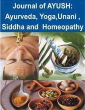 Journal of AYUSH: Ayurveda, Yoga,Unani ,Siddha and Homeopathy Journal Subscription